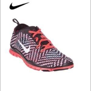 Nike Free Flyknit Black
